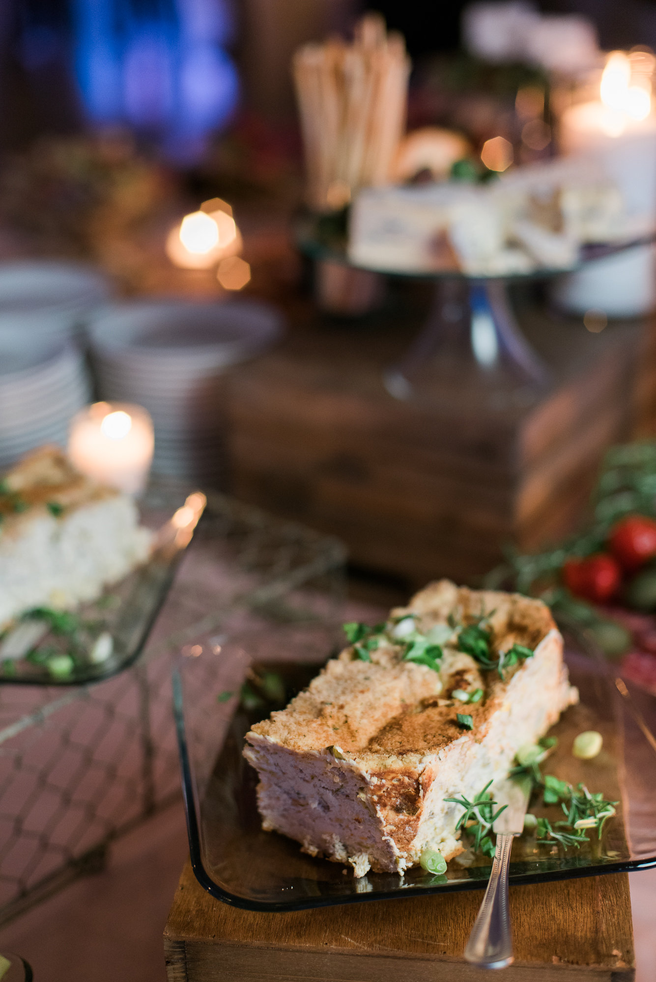 A recipe from the chef bleu cheese cheesecake toulouse gourmet catering - Cuisine easy toulouse ...